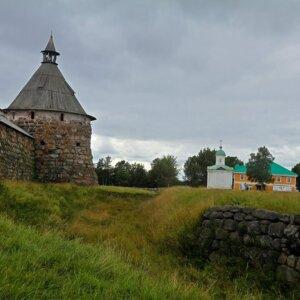 крепости средневековья