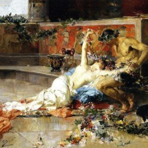 Женщины Рима