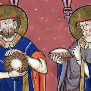 Средневековой Европе