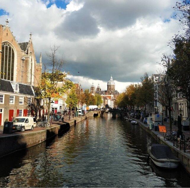 Голландский Long weekend: Амстердам, Харлем, Гаага