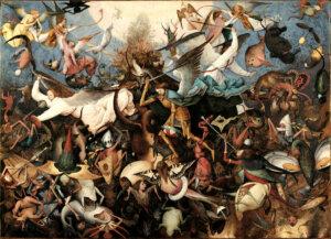 Падение мятежных ангелов