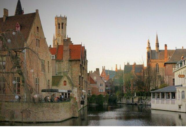 Long weekend в Бельгии: от Ван Эйка до модерна. Брюгге-Гент-Антверпен-Брюссель