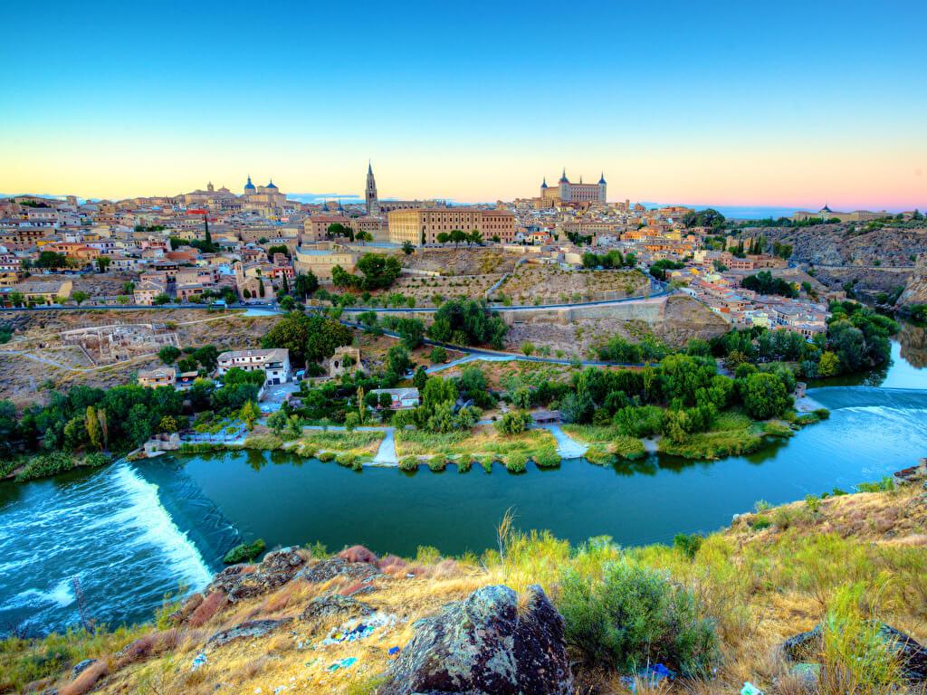 Прекрасная Испания: Мадрид, Толедо, Сеговия, Авила