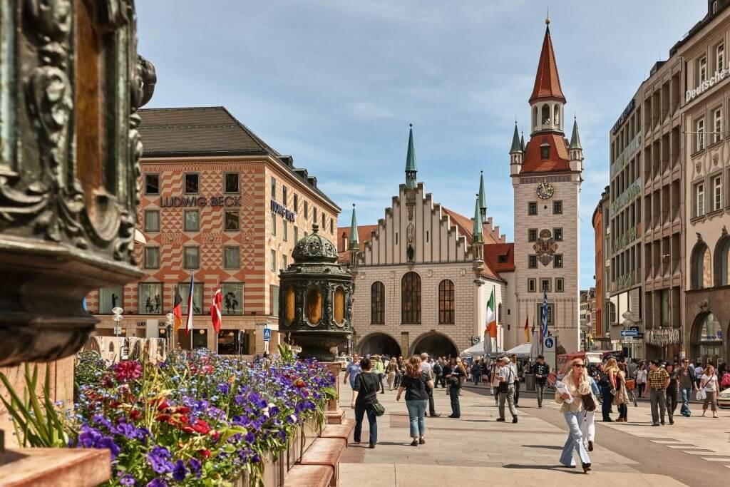 Удивительная Бавария: Мюнхен, Ульм, Нюрнберг, Бамберг